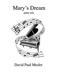 Mary's Dream -- Version 1