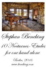 10 Nocturnes-Etudes for one hand alone