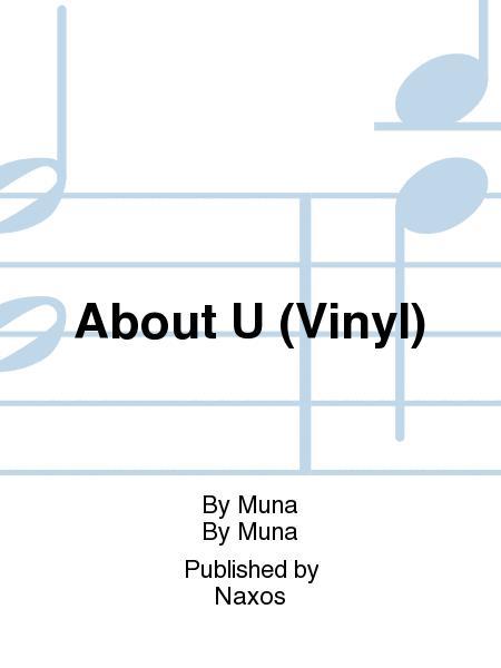 About U (Vinyl)