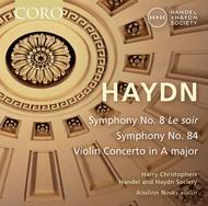 Joseph Haydn: Symphonies Nos. 8 & 84