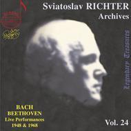Sviatoslav Richter Archives, Vol. 24