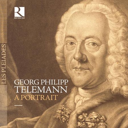 Georg Philipp Telemann - A Portrait [Box Set]