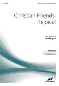 Christian Friends, Rejoice!
