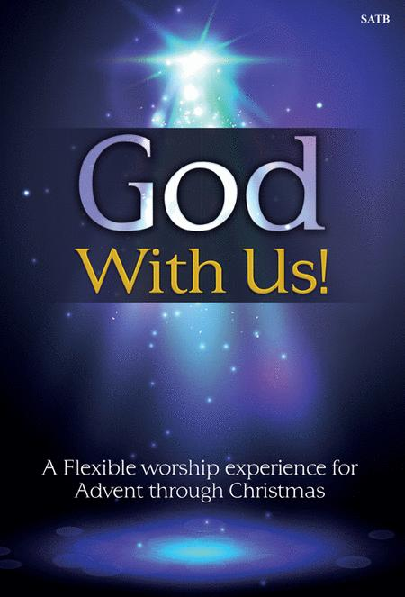God With Us! - SATB with Performance CD