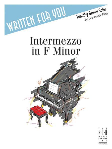 Intermezzo in F Minor