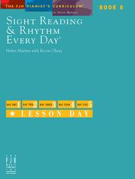 Sight Reading & Rhythm Every Day, Book 8