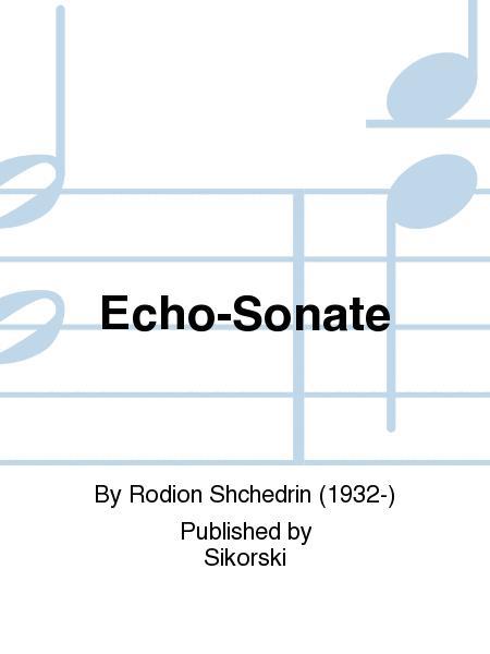 Echo-Sonate