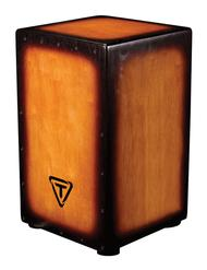 29 Series Siam Oak Cajon with Sunburst Birch Front Plate