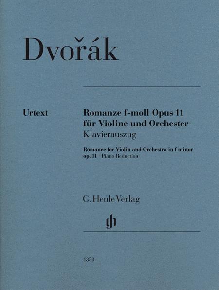 Romance in F Minor Op. 11