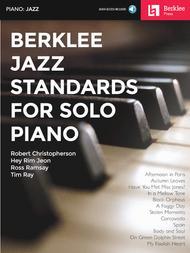 Berklee Jazz Standards for Solo Piano