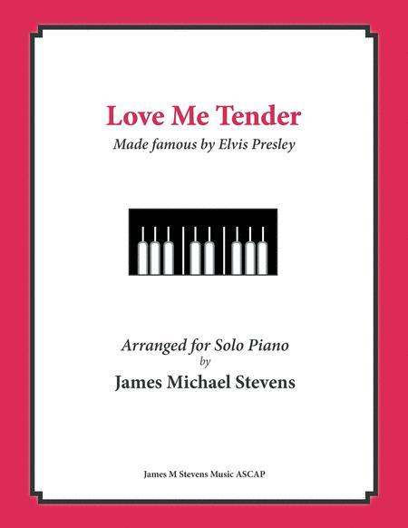 Love Me Tender by Elvis Presley