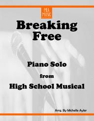 Breaking Free Advanced Piano Duet (HIGH SCHOOL MUSICAL)