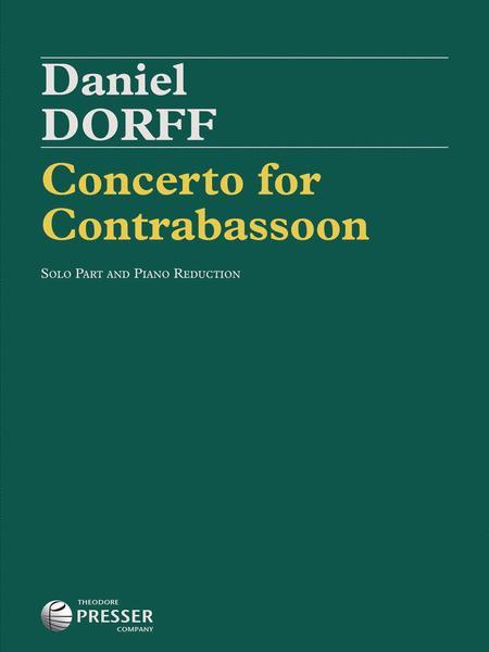 Concerto for Contrabassoon