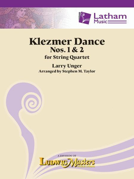 Klezmer Dance Nos. 1 & 2