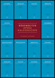 Barenreiter Opera Kleidoscope for Soprano
