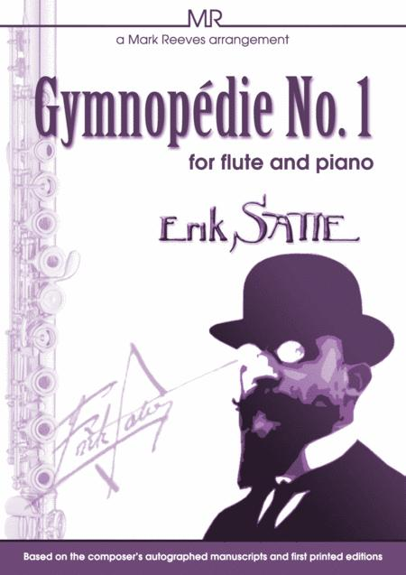 Gymnopedie No 1 for Flute and Piano