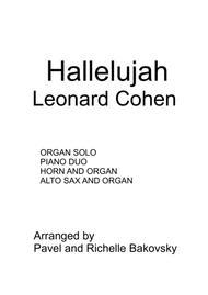 Hallelujah by Leonard Cohen