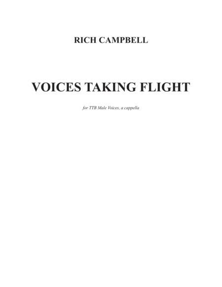 Voices Taking Flight