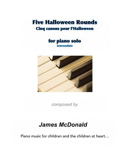 Five Halloween Rounds