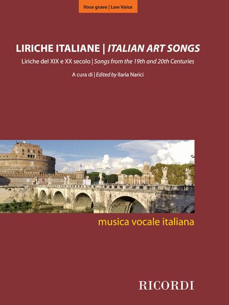 Italian Art Songs