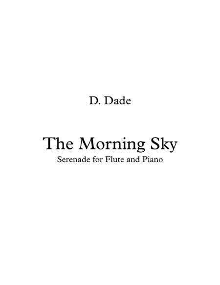 The Morning Sky: Serenade for Flute and Piano