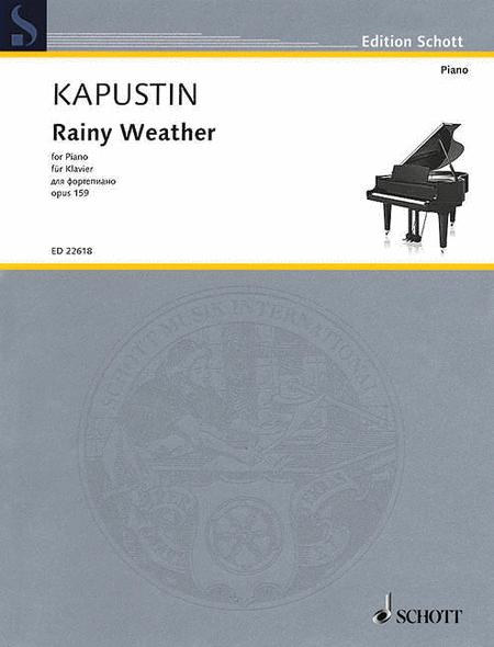 Rainy Weather op. 159