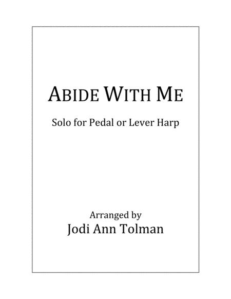 Abide With Me, Harp Solo