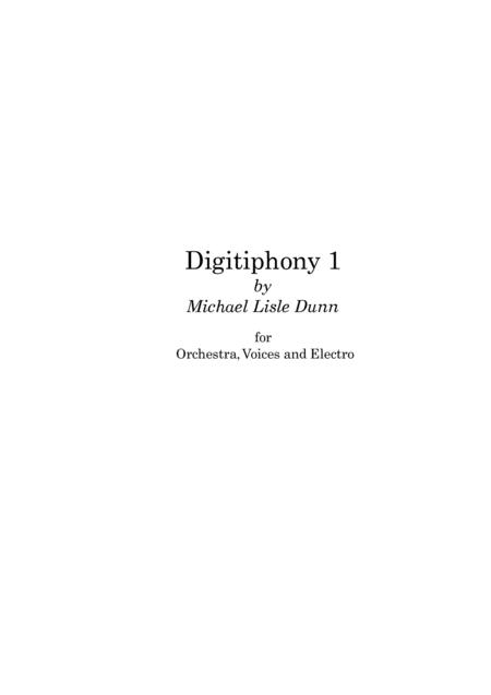 Digitiphony 1 Part 1