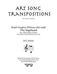 The Vagabond (C minor)