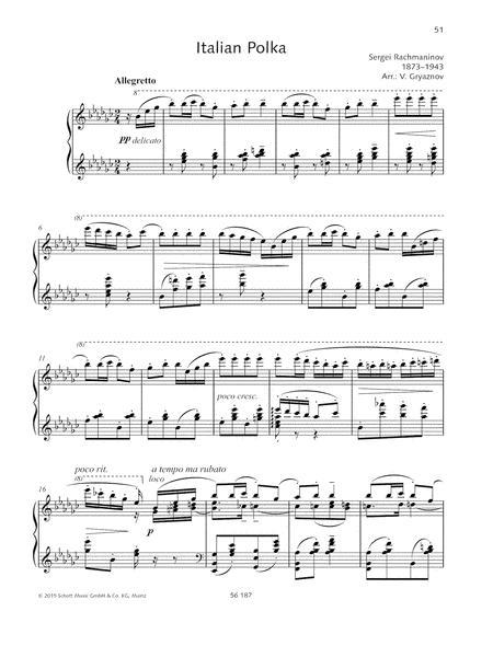 Italienische Polka