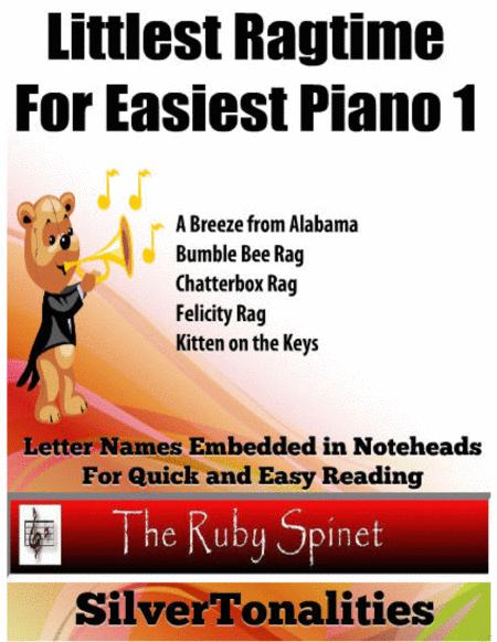 Littlest Ragtime for Easiest Piano 1 Sheet Music