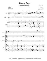 Danny Boy (Funeral Version) (Duet for C-Instruments)