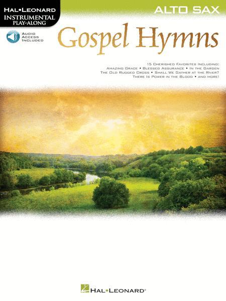 Gospel Hymns for Alto Sax