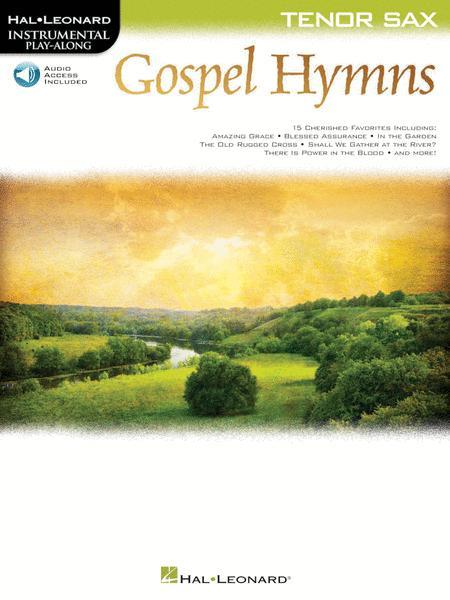 Gospel Hymns for Tenor Sax