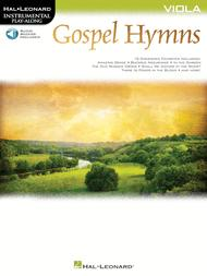 Gospel Hymns for Viola
