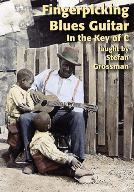 Fingerpicking Blues Guitar in the Key of C
