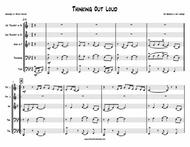 Thinking Out Loud - Brass Quintet