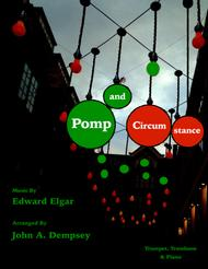 Pomp and Circumstance (Trio for Trumpet, Trombone and Piano)