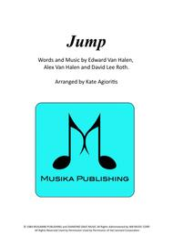 Jump (Van Halen) for String Quartet