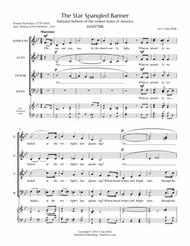 The Star Spangled Banner - arr. Casey Rule