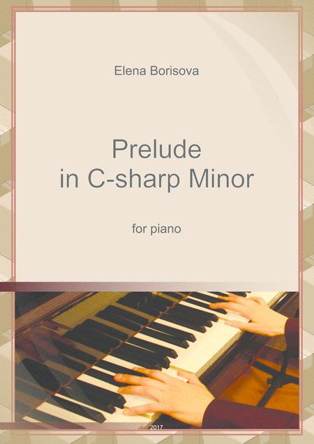 Prelude in C-sharp minor