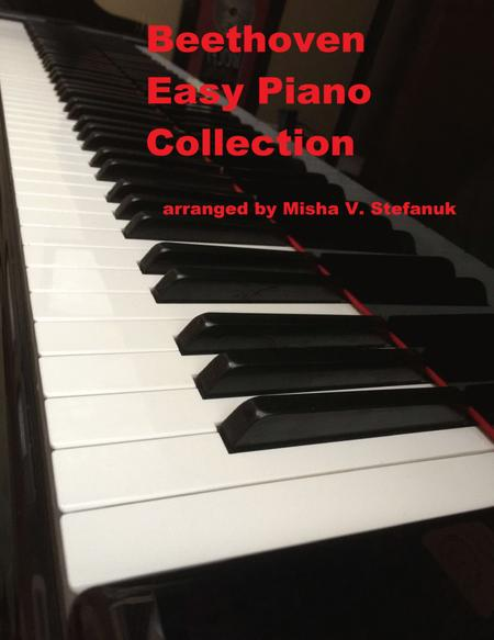 30 Beethoven Easy Piano Classics