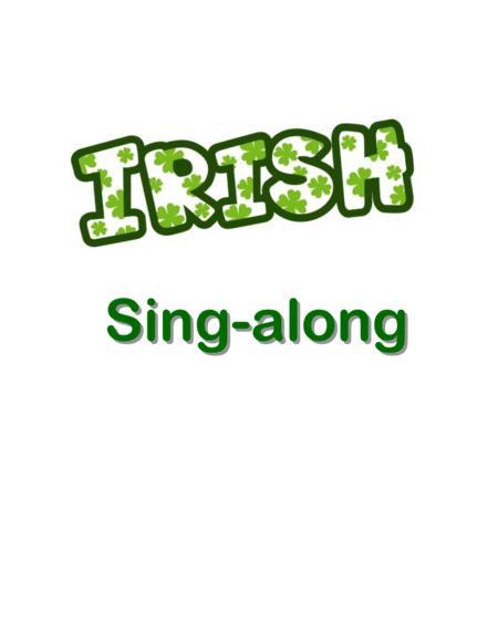 Irish Sing-along Booklet