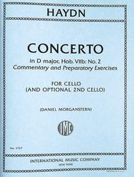 Concerto In D Major, Hob. VIIb: No. 2, Commentary and Preparatory Exercises