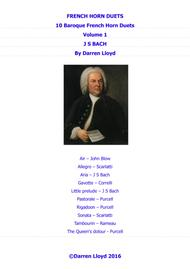 French Horn duets - 10 Baroque duets - Volume 1