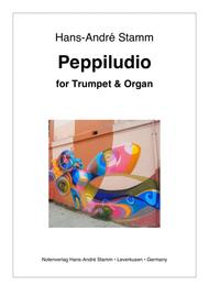 Peppiludio for trumpet and organ