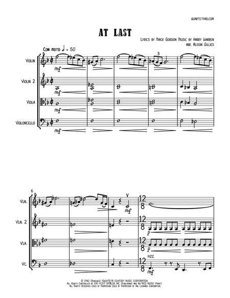 At Last - String Trio (vln/vla/vc)
