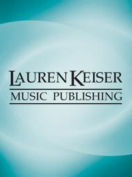 From the Fifth Book for String Quartet