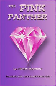 The Pink Panther from THE PINK PANTHER, Duet for Clarinet and Alto Saxophone