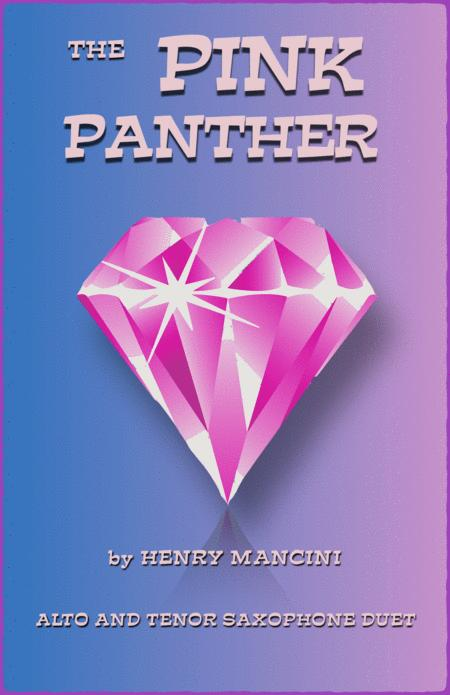 The Pink Panther from THE PINK PANTHER, Duet for Alto and Tenor Saxophone